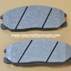 Brake Pads 3500235u1010 3500175u1010 for JAC Rein Hfc7200ef