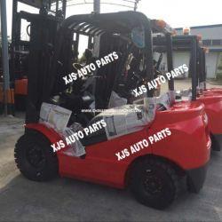 JAC Forklift Cpcd25j Isuzu C240pkj-30