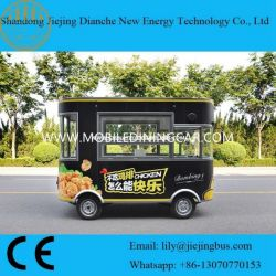 Factory Direct Sell Deep Fryer Food Truck with Ce Certificate