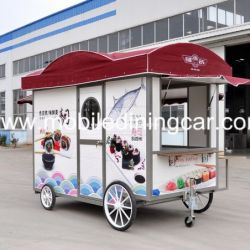 Outdoor Mobile Food Truck/Cart/Trailer for Sale