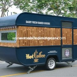 Wholesale Street Hot Dog Cart Cart Trailer for Sale Bakery Food Stre