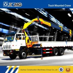 XCMG Official Manufacturer Sq6.3zk3q 6.3ton Folding-Arm Truck Mounted Crane