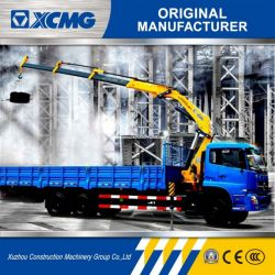 XCMG Sq12zk3q 12ton Folding-Arm Truck Mounted Crane