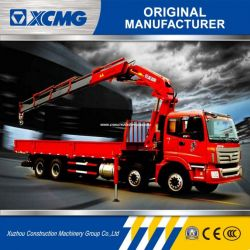 XCMG Sq16zk4q 16ton Folding-Arm Mini Truck Mounted Crane