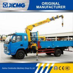 XCMG Sq12sk3q 12ton Straight Arm Truck Mounted Crane