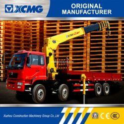 XCMG Sq16sk4q 16ton Straight Arm Truck Mounted Crane
