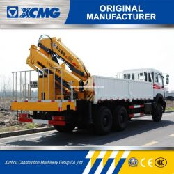 XCMG Official Newest Sq8zk3q 5ton Folding-Arm Truck Mounted Crane