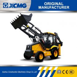 XCMG Xt870h Tractor with Front End Loader and Backhoe