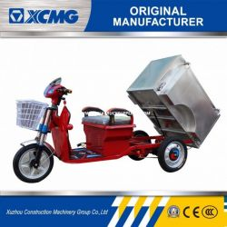 XCMG 2017 800W Electric Tricycle for Collecting Garbage