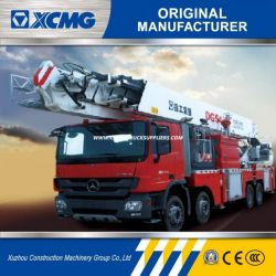 XCMG Manufacturer 54m Dg54c3 Fire Fighting Truck for Sale