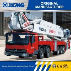 XCMG Manufacturer 68m Dg68c1 Fire Fighting Truck with Ce