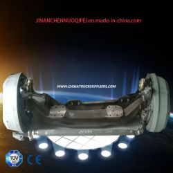 High Quality Low Price Truck Front Axle Main The Africa Market