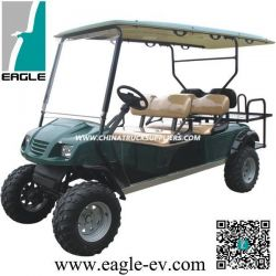 Six Seats Electric Hunting Buggy C