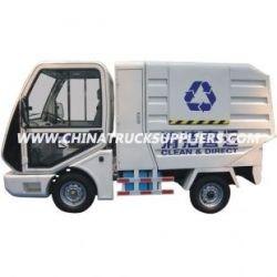Electric Trash Trucks with Lifted Rear Big Box, Eg6022X
