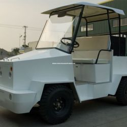 Electric Towing Tractor