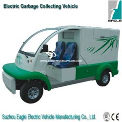 Elctric Refuse Waste Transportation Truck with Excellent Anticorrosion Technology, Eg6020X