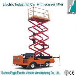 Elelctric Platform Truck Cargo Passenger Van with Load Capacity of 2 Tons, Eg6042h