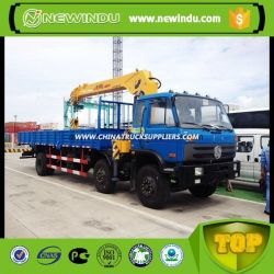 Sq14sk4q 14 Ton Truck Mounted Crane in Algeria