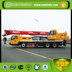 Stc250h 25 Ton Knuckle Boom Hydraulic Truck Mounted Crane
