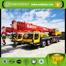 Sany Stc250 25 Tons Mobile Crane Truck Mounted Crane for Sale