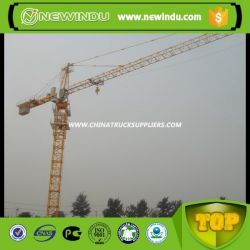 T6513-8 Chassis Flat Top 8 Ton 72 M Tower Crane