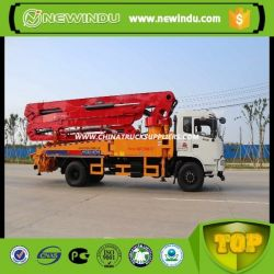38m Dongfeng Chassis Concrete Pump Truck