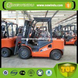 China Brand High Power Heli Forklift Cpcd25 Price