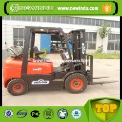 Heli LPG 2ton Small Bale Clamps Forklift