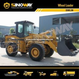 1.7m3 Front End Loader, 10.2 Ton Operating Weight Payloader
