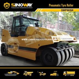 35ton Operating Weight Pneumatic Tire Roller, Rubber Roller