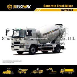 4m3 Concrete Truck, 4X2 Transit Concrete Mixer Truck