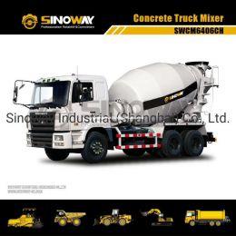 6m3 Concrete Mixer Truck, 6X4 Concrete Truck with Cummins Engine