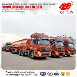 Qilin Cheapest Price Liquid Tanker Semi Trailer for Corrosive Produc