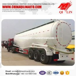 80t Payload Powder Material Tanker Type Transporter Made in China