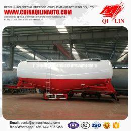 High Quality 60 Tons Lime Powder Storage Tank Semi Trailer