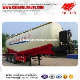 50cbm Grain Powder Transport Utility Tank Semi Trailer