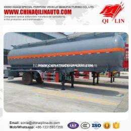 Hot Sale 40 Tons Bulk Cement Tank Truck Semi Trailer