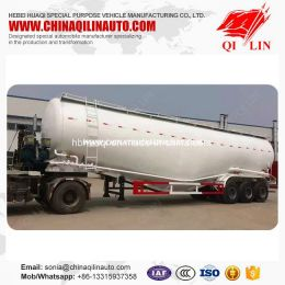 Max Payload 80tons Goods Power Material Tanker Type Semi Trailer for Sale