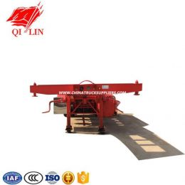 Low Bed Trailer with