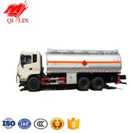 Factory Direct Sale 24cbm Capacity Carbon Steel Material Tanker Truck