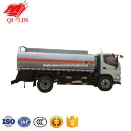 Hot Foton Diesel 2 Axle 6 Wheels 12m3 12000 Liters Oil Tanker for Sale in Pakistan