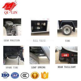 Foton 4*2 Refueling Oil Tanker Truck 10000 Litres