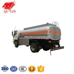 in Stock Low Price Euro 2/3/4/5 Emission Standard 8cbm Fuel Tanker