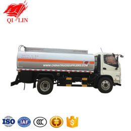 Foton Fuel Dispenser Truck with 8000L Oil Tanker for Oil Filling