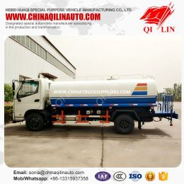 Foton Euro III Right Hand Drive 4X2 Sprinkler Truck
