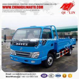 Dayun 4X2 1.5t Capacity Breast Board Light Cargo Truck