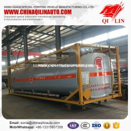 Strong Beam Framework Container Tanker Semi Trailer for Sale