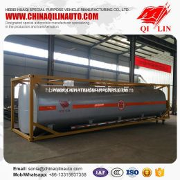 Factory Sale Framework Tanker Trailer for Chemical Liquids Loading