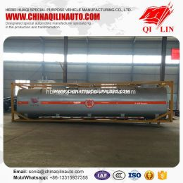 Cheap Price Frame Enclosed Tanker Semi Trailer for Sale