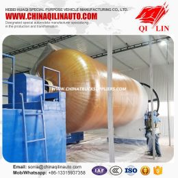 Made in China Double Layer Oil Storage Tank